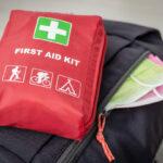 First Aid - Motorbike